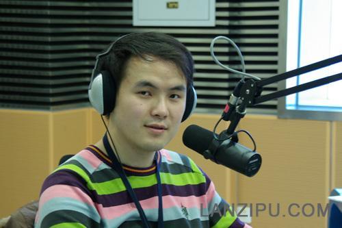 中央人民广播电台中国之声 富赜照片