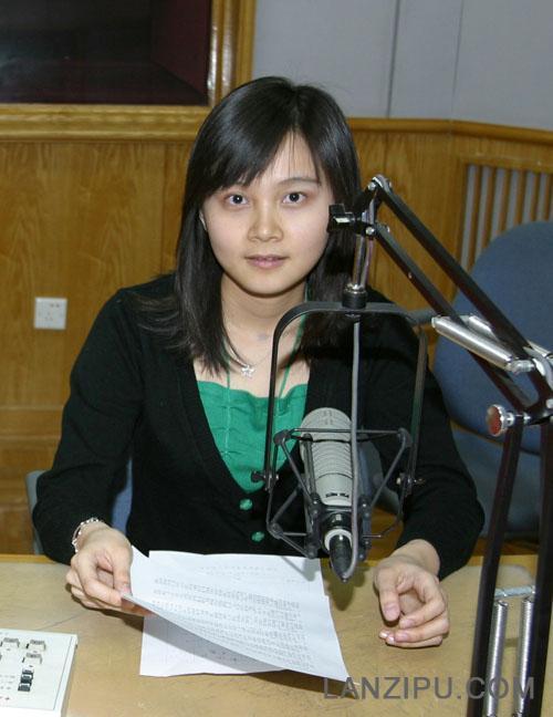 中央人民广播电台神州之声 婷婷照片