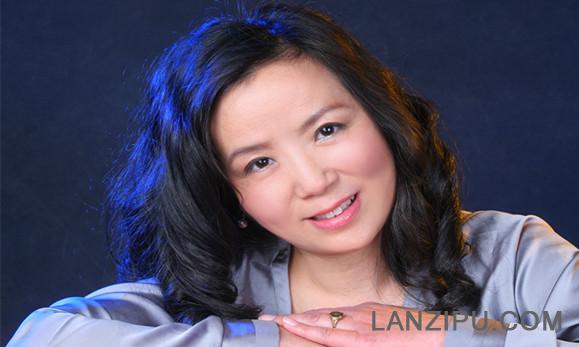 天津经济广播 雪兰照片