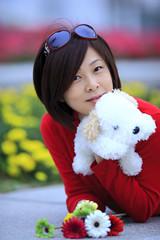 上海故事广播 芳芳姐姐照片