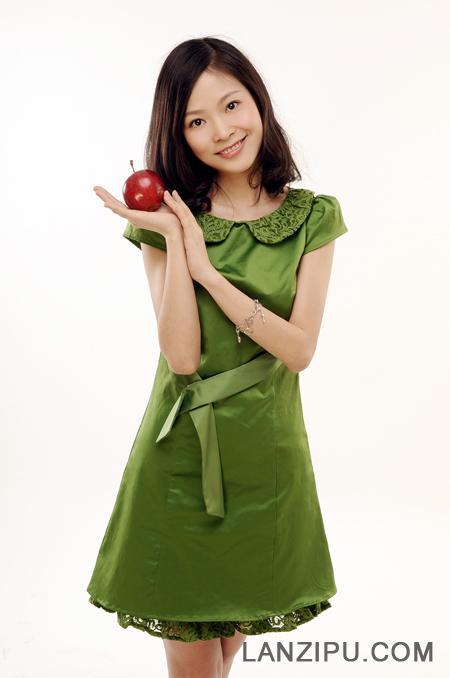 陕西青春广播 苹果照片