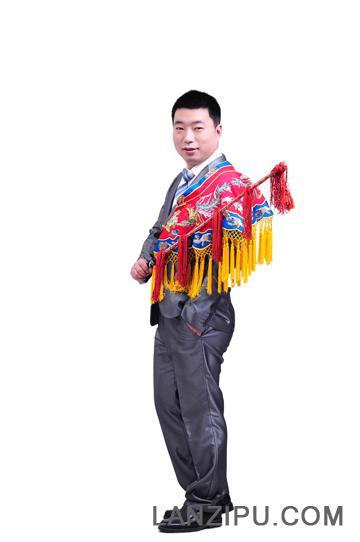 陕西戏曲广播 高帆照片