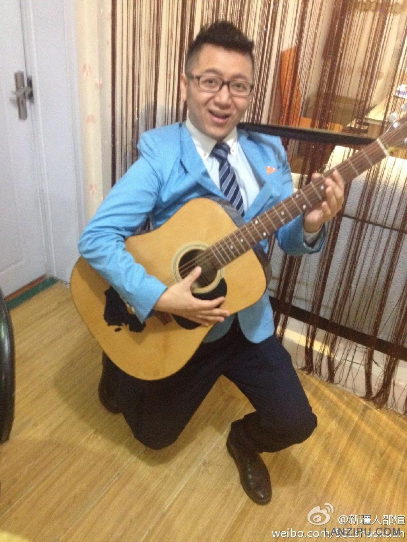 新疆新闻广播 邵煊照片