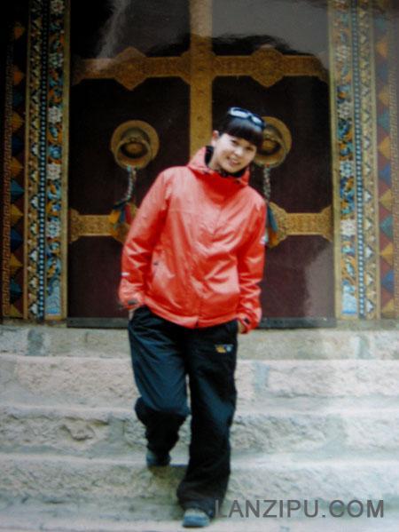 西藏人民广播电台都市生活 格央照片