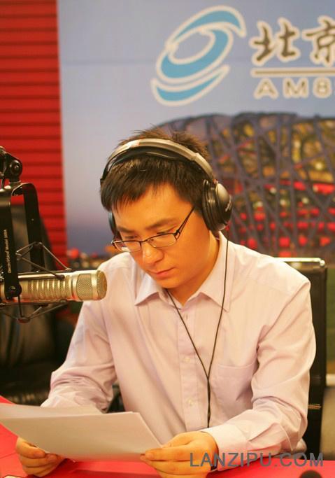 北京新闻广播 刘佳照片