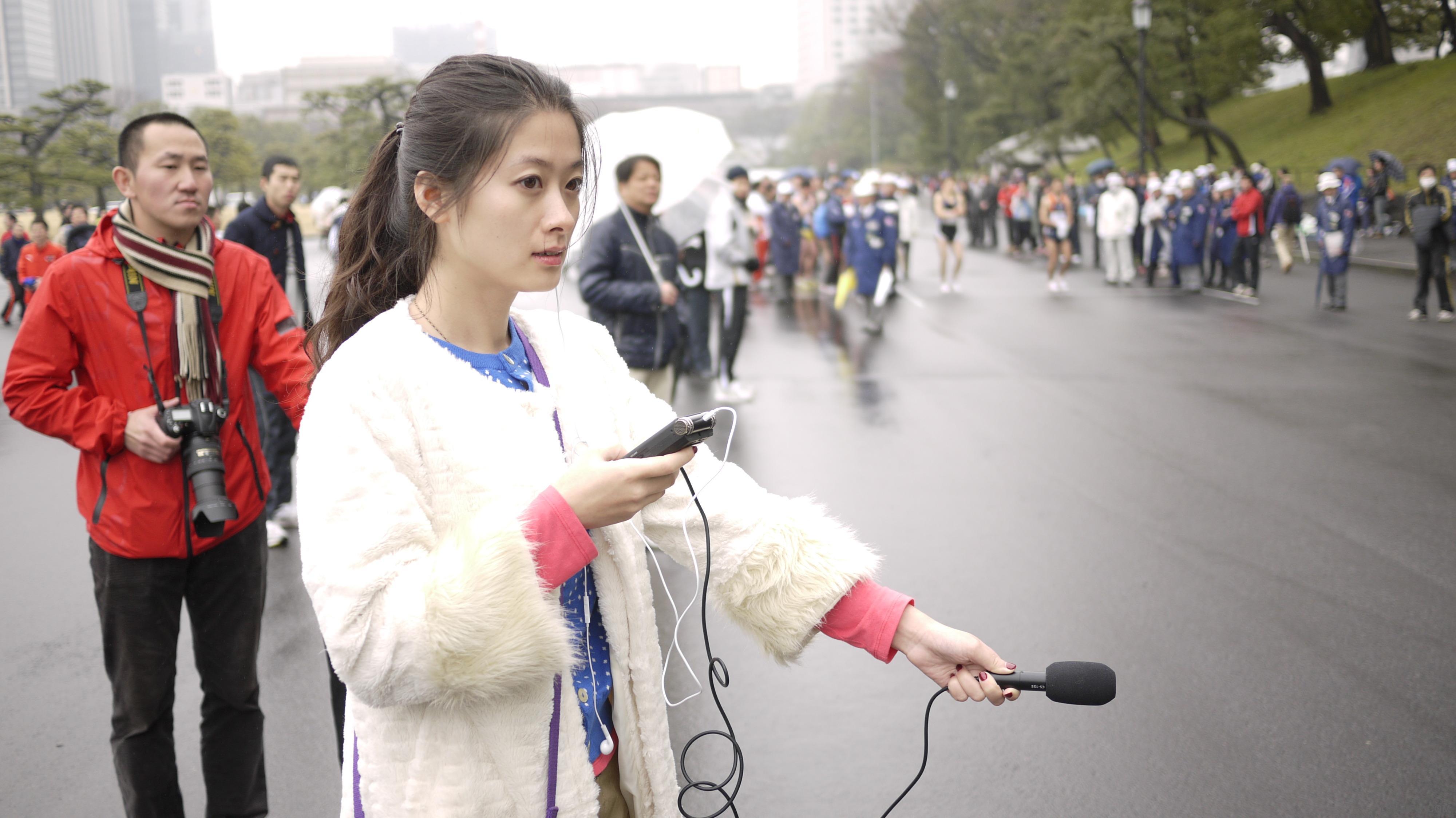 北京体育广播 惠凡照片