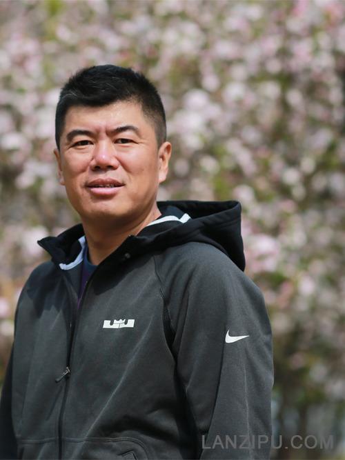 北京体育广播 阳程照片