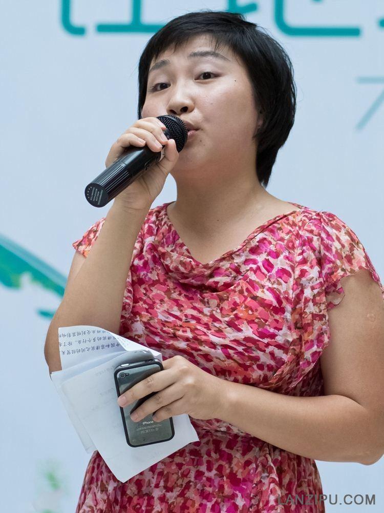 深圳广播新闻频率 姚瑶照片